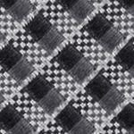 Black Tie: Black Madison Non- Solid Tie
