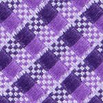 Mens Ties: Solid: Purple Madison Non- Solid Tie