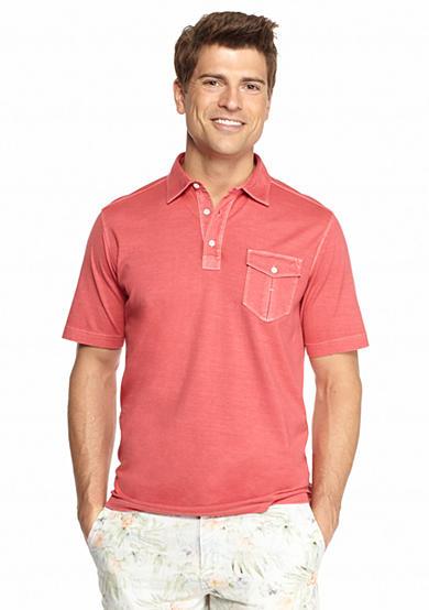 Tommy Bahama Short Sleeve Vacanza Polo Shirt Belk