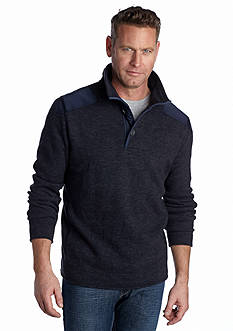 Tommy Bahama® Maritime Half Button Sweater