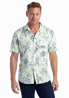 Tommy Bahama® Monte Flora Short Sleeve Woven Shirt