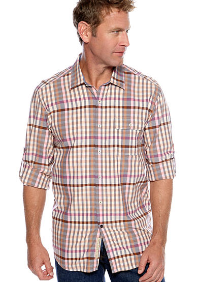 Per Diem Plaid Shirt