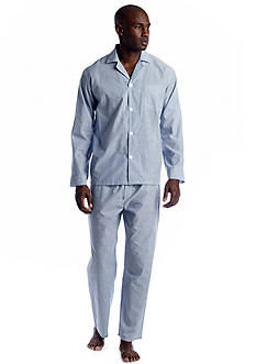Saddlebred® Striped Long Sleeve Long Leg Pajama Set