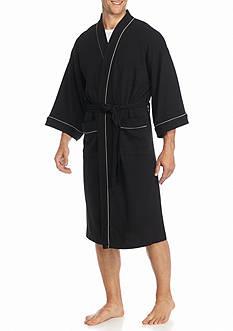 Saddlebred Nailhead Kimono Robe