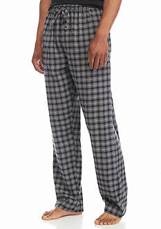 Saddlebred® Flannel Plaid Lounge Pants