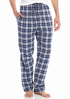Saddlebred Flannel Plaid Lounge Pants
