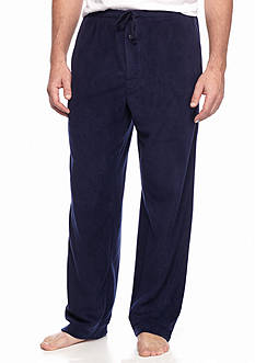 Saddlebred® Solid Microfleece Sleep Pants