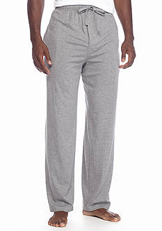 Saddlebred® Knit Solid Lounge Pants