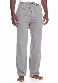 Saddlebred Big & Tall Knit Solid Lounge Pants