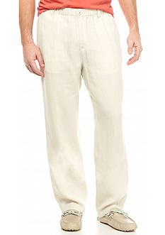 Tommy Bahama® Big & Tall Loose Fit New Linen On The Beach Flat Front Pants