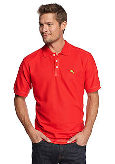 Tommy Bahama Big & Tall Emfielder Performance Knit Polo Shirt