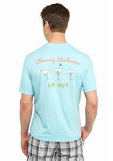 Tommy Bahama® Big & Tall Lip Out Graphic Tee