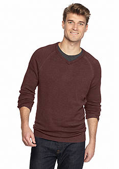 Tommy Bahama Big & Tall Make Mine A Double Reversible V-Neck Sweater