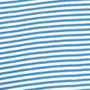 Polo Shirts for Men: Stripes: Bright Cobalt Tommy Bahama Emfielder Stripe Polo Shirt