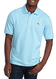 Tommy Bahama® Emfielder Striped Polo Shirt