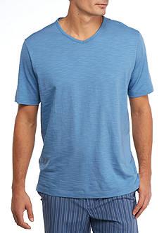 Tommy Bahama Short Sleeve Portside Player V Neck Shirt