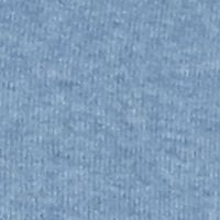 Mens Crew Neck Sweaters: Dark Tahoe Heather Tommy Bahama Flipside Abaco Reversible Split Crew Neck Pullover Shirt