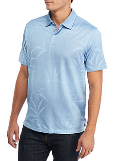 Tommy Bahama Short Sleeve Shades Of Bamboo Polo Shirt
