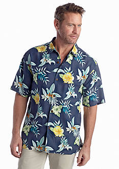 Tommy Bahama® Ethereal Blooms Short Sleeve Woven Shirt