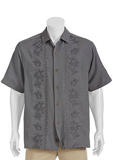 Tommy Bahama® Trellis Springs Short Sleeve Woven Shirt