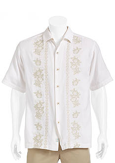 Tommy Bahama Trellis Springs Short Sleeve Woven Shirt