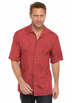 Tommy Bahama Short Sleeve Rio Fronds Woven Shirt