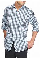 Cayes Check Long Sleeve Woven Shirt