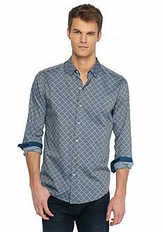 Tommy Bahama Playa Del Fuego Long Sleeve Woven Shirt