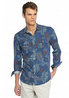 Tommy Bahama Que-Sera-Serafina Long Sleeve Woven Shirt