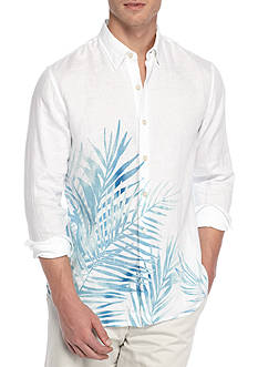 Tommy Bahama Fo' Rio Friends Long Sleeve Button Up