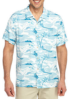 Tommy Bahama Ohana Outrigger Button Down Shirt