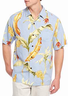 Tommy Bahama Copabananas Short Sleeve Button Down Shirt