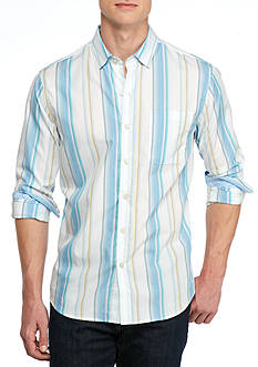 Tommy Bahama Serefina Striped Button Down Shirt