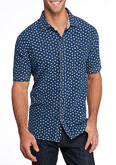Tommy Bahama Ides of Indigo Button Down Shirt