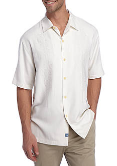 Tommy Bahama Short Sleeve Kiko Keys Button Down Shirt
