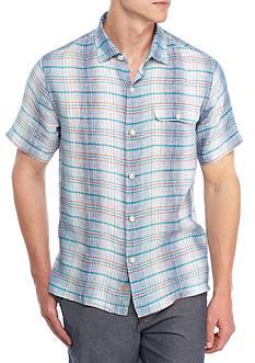 Tommy Bahama Paradigm Plain Button Down Shirt