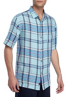 Tommy Bahama Plaid-O-Matic Button Down Shirt