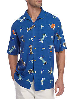 Tommy Bahama Tiki Harbor Button Down Shirt