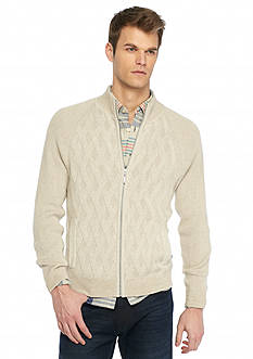 Tommy Bahama Ocean Crest Full Zip Sweater