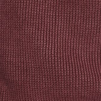 Mens Designer Sweaters: Aged Claret Tommy Bahama Coastal Shores Half Zip Sweater