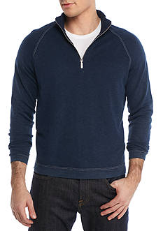 Tommy Bahama® Salt Water Tide Half Zip Sweater