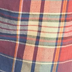 Tommy Bahama Men Sale: Coral Tommy Bahama Moulin Madras Plaid Shorts