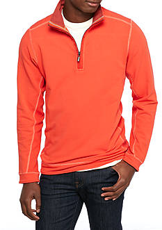 Tommy Bahama® Ben & Terry Quarter Zip Sweatshirt