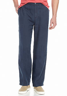 Tommy Bahama® Loose Fit New Linen On The Beach Flat Front Pants