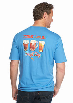 Tommy Bahama® Draft Day Graphic Tee