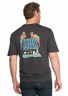 Tommy Bahama® Parrotal Guidance Graphic Tee