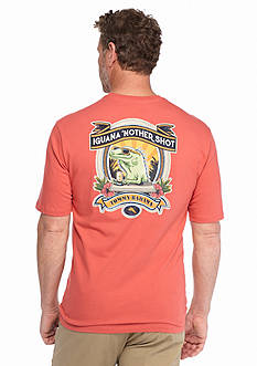 Tommy Bahama® Short Sleeve 'Iguana Nother' Graphic Tee