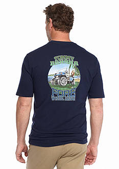 Tommy Bahama® Fore Wheel Drive Graphic Tee