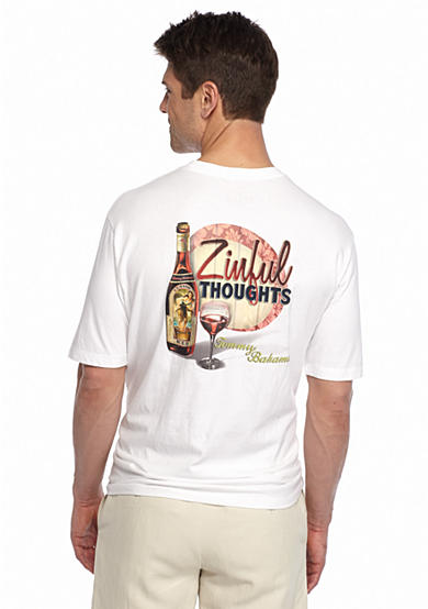 Tommy Bahama® Zinful Thoughts Graphic Tee