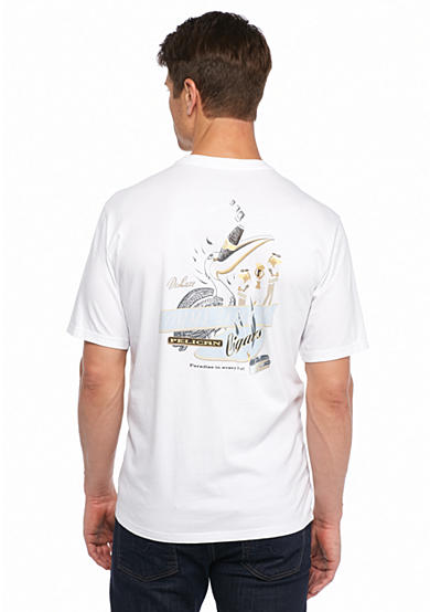 Tommy Bahama® Pelican Cigar Graphic Tee